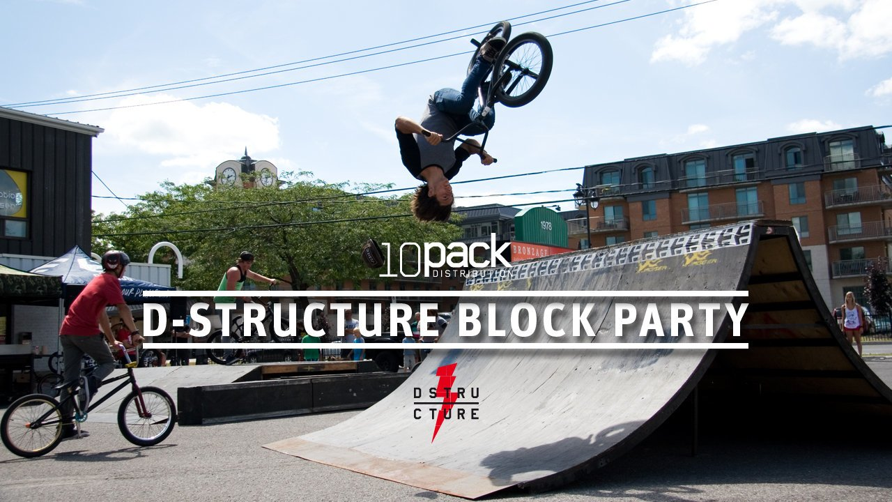 D-Structure Block Party