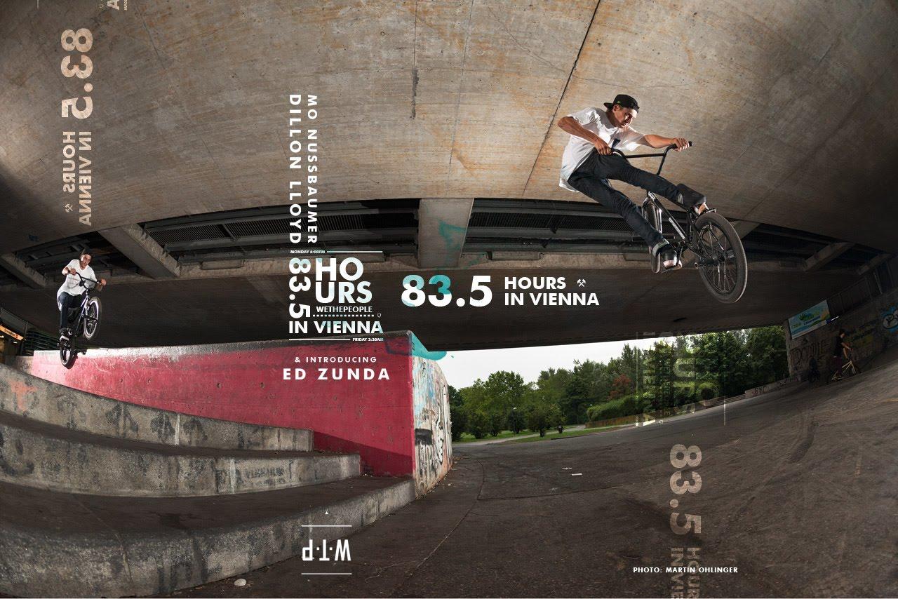 Dillon Lloyd – 83.5 Hours in Vienna