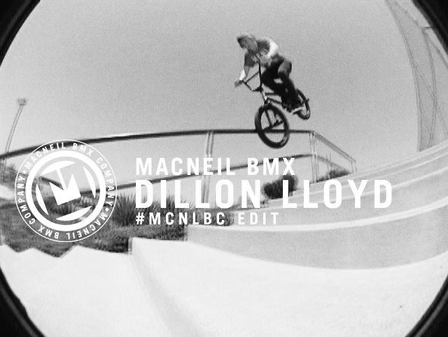 Dillon Lloyd MACNEIL Cali edit