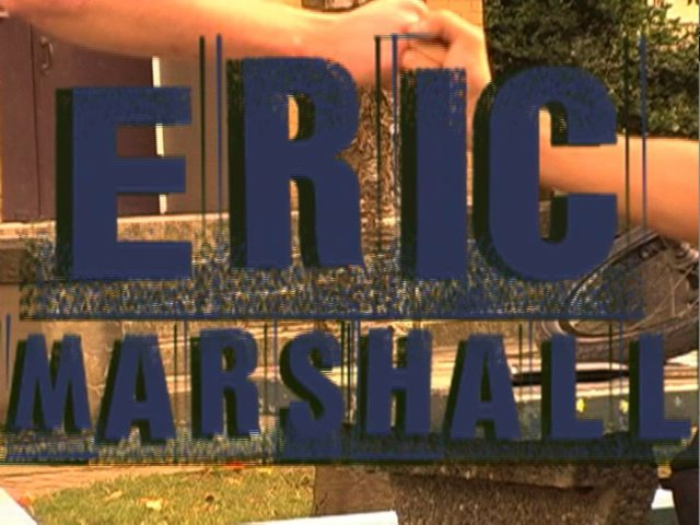 Eric Marshall Video