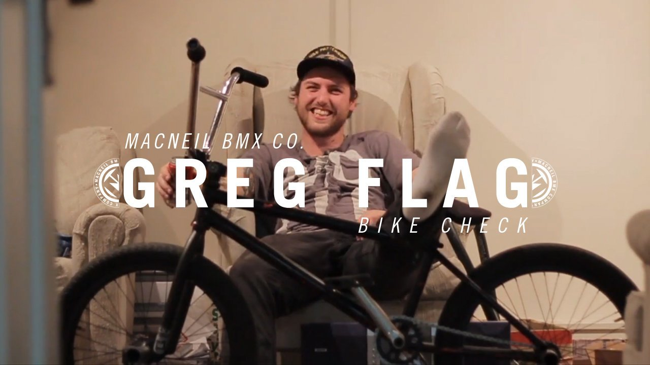 Flashback: Greg Flag in 2013