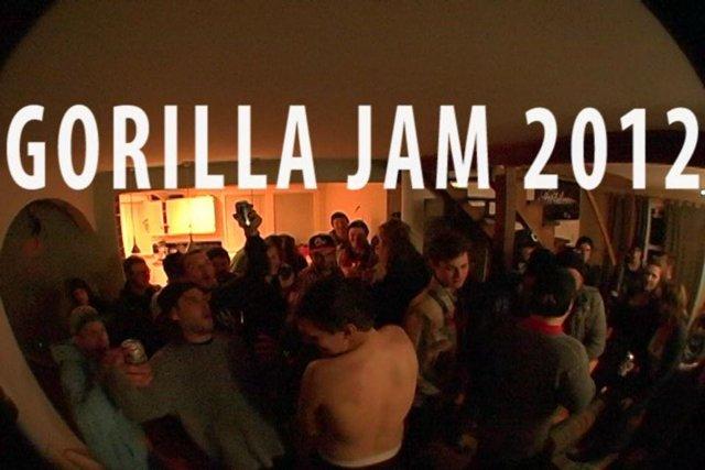 Gorilla Jam 2012 by Kerr Bilsland