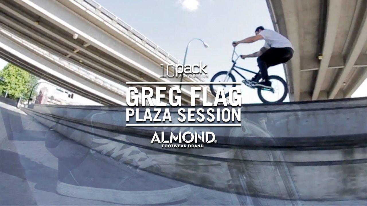 Greg Flag Almond Edit by Zach Rampen