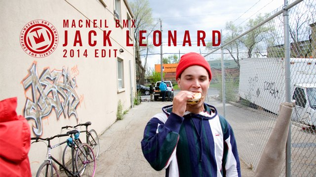 Jack Leonard – No Spot Needed