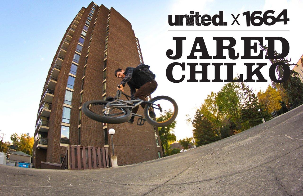 Jared Chilko 2014 – United x 1664