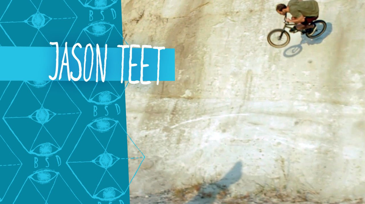Jason Teet Bike Check