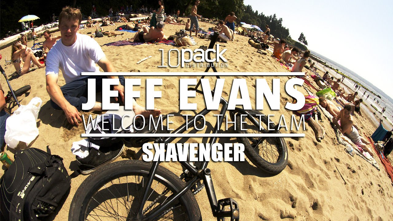 Jeff Evans Welcome to Skavenger/Ten Pack