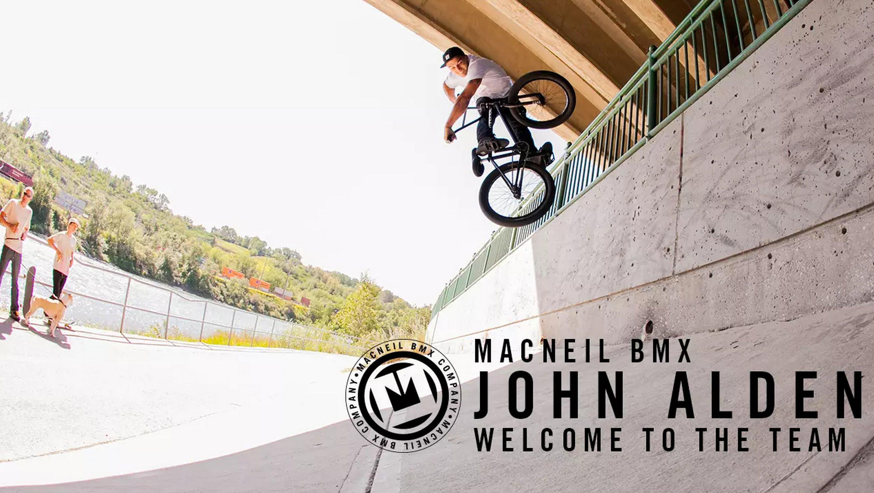 John Alden – MACNEIL