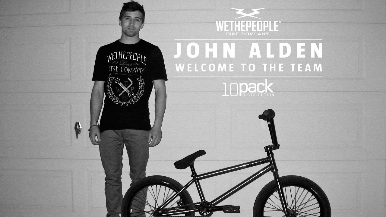 John Alden welcome to WTP