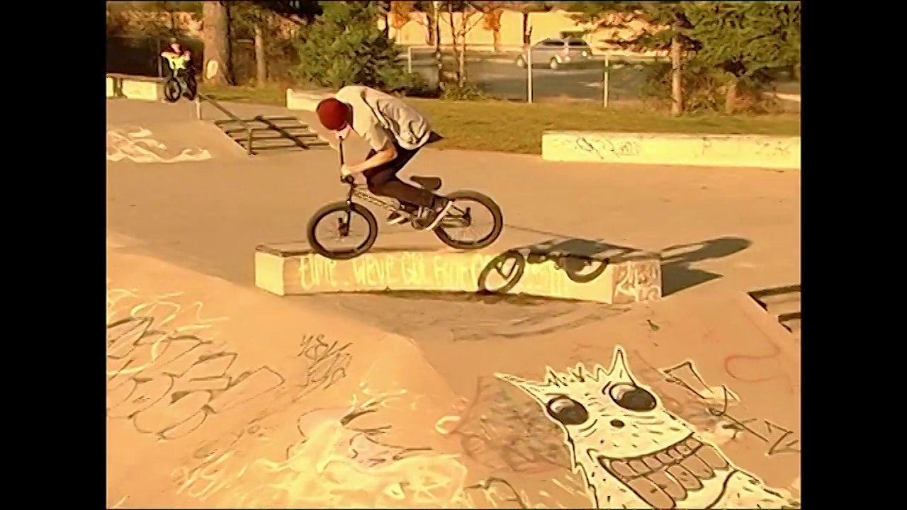 Ky Brisebois for One Six BMX