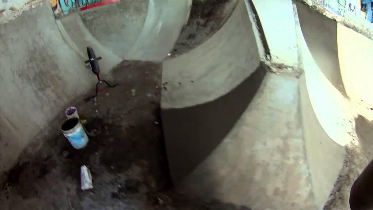 LA GRANJA – BMX PARK CONSTRUCTION