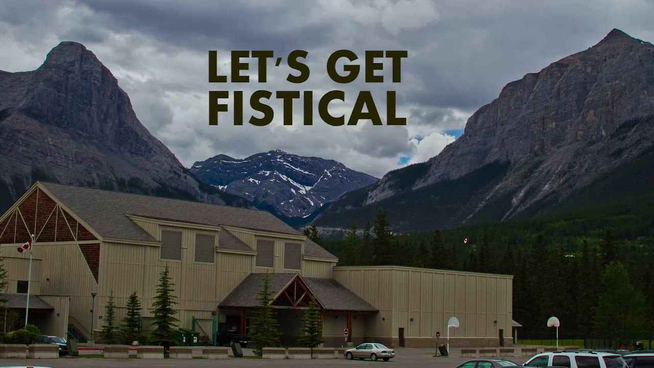 Let's Get Fistical – Brodie Gwilliam/Bad 4 Life