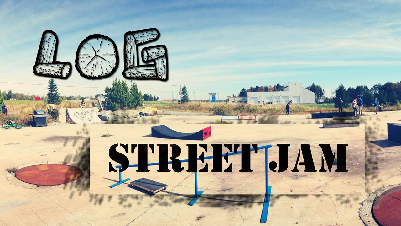 Log Street Jam – Magog QC DIY