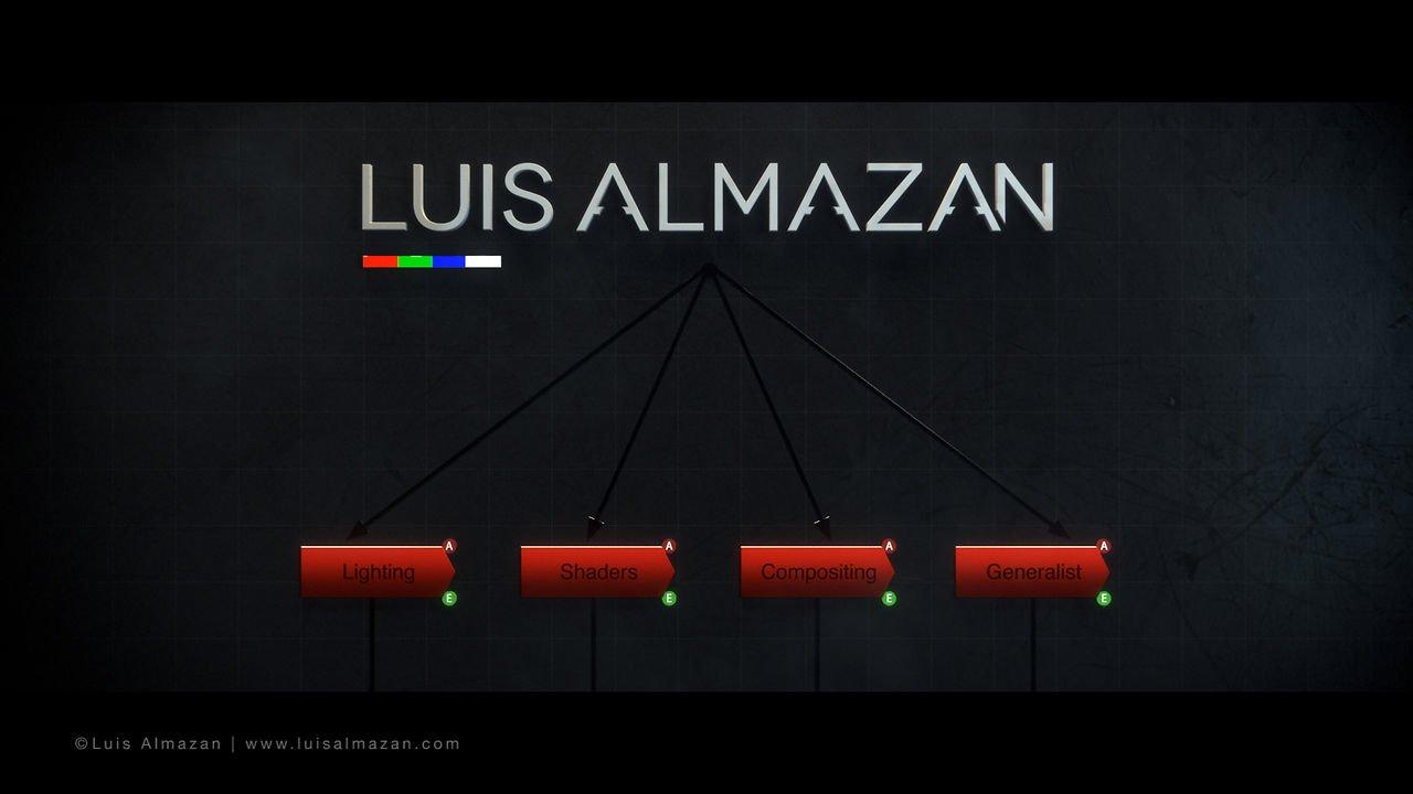 Luis Almazan Demo Reel