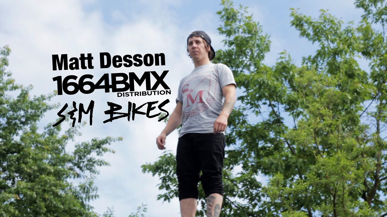 MATT DESSON!