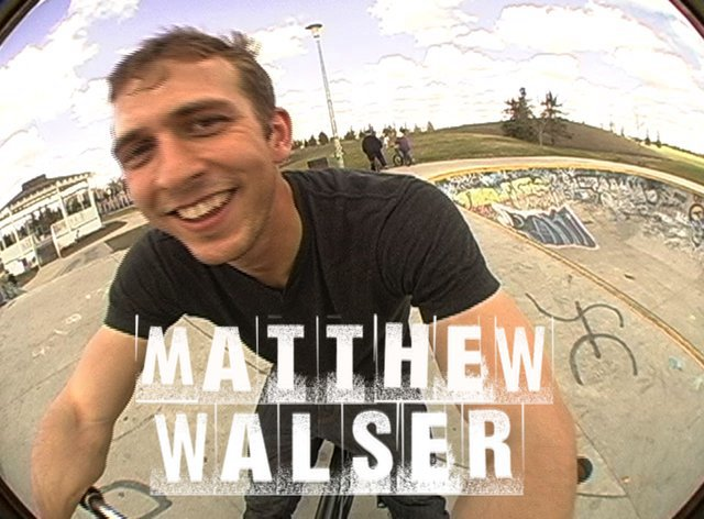 Matthew Walser Video