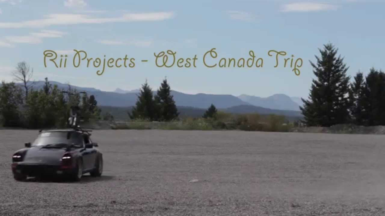 Mitch Anderson/Rii Projects – Western Canada Trip