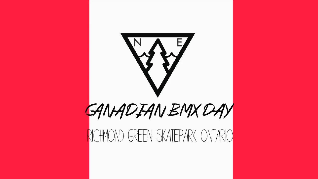 NE: Canadian Bmx Day 2014