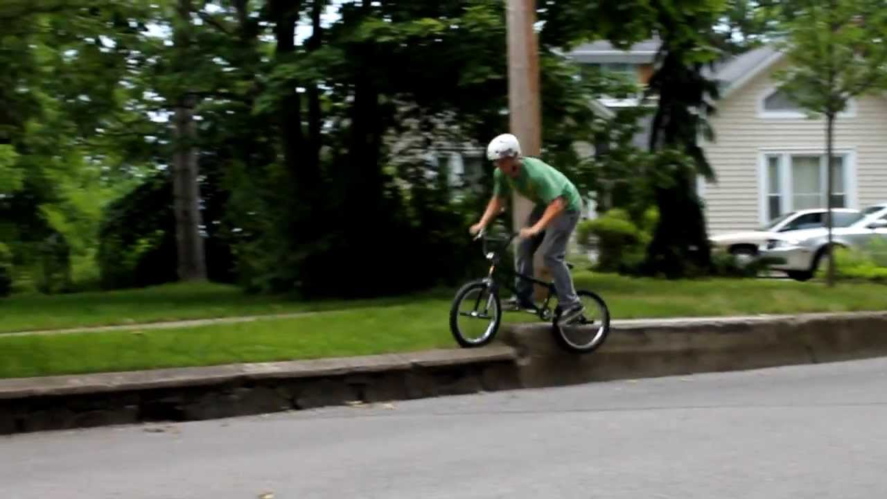 Ricky Kehoe: Two Wheeled Madness
