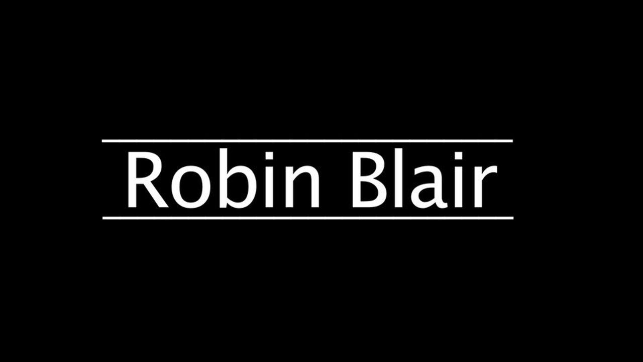 Robin Blair by Isaac Cormack