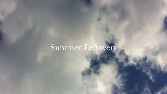 Spencer B-L: Summer Leftovers