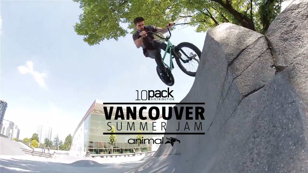 Ten Pack X Animal Vancouver Summer Jam