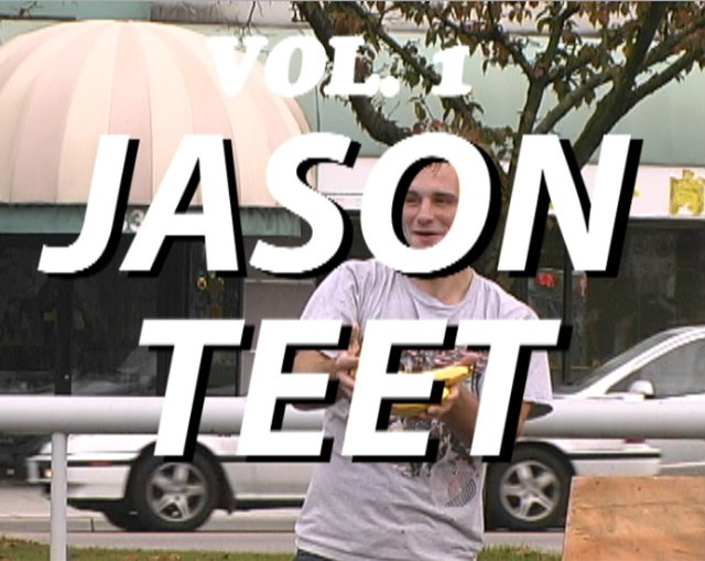 The Lost Tapes Volume 1: Jason Teet