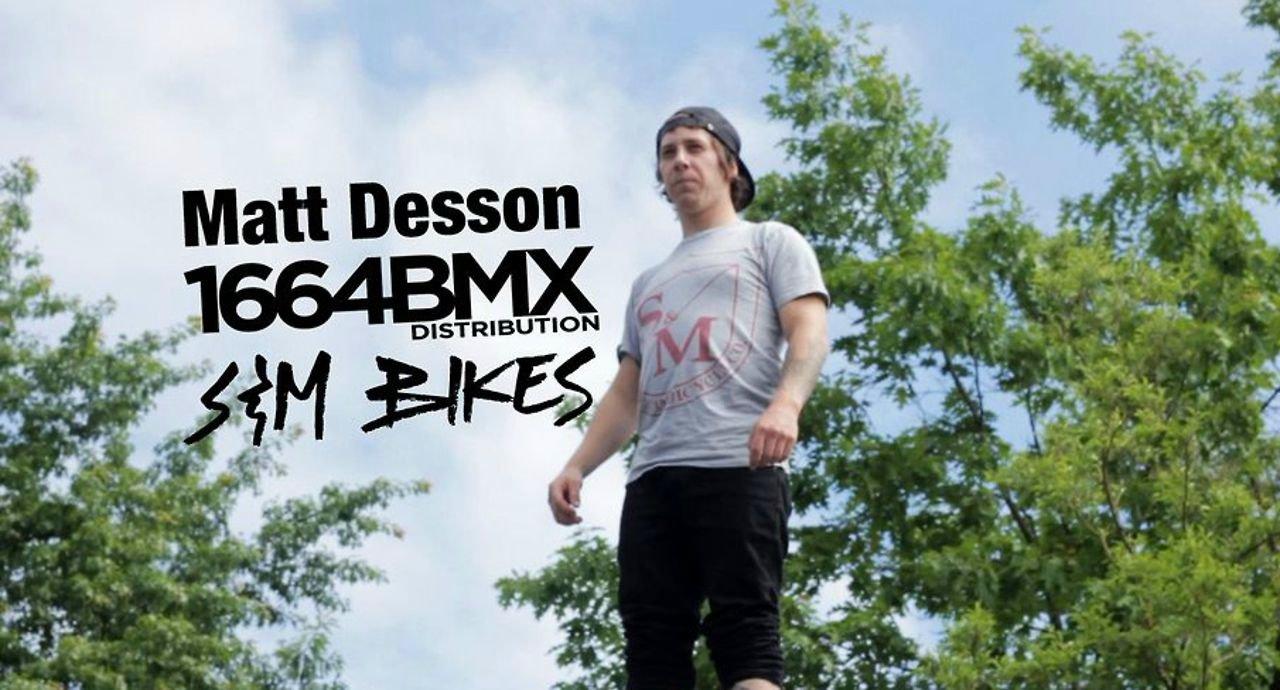 The Matt Desson Interview