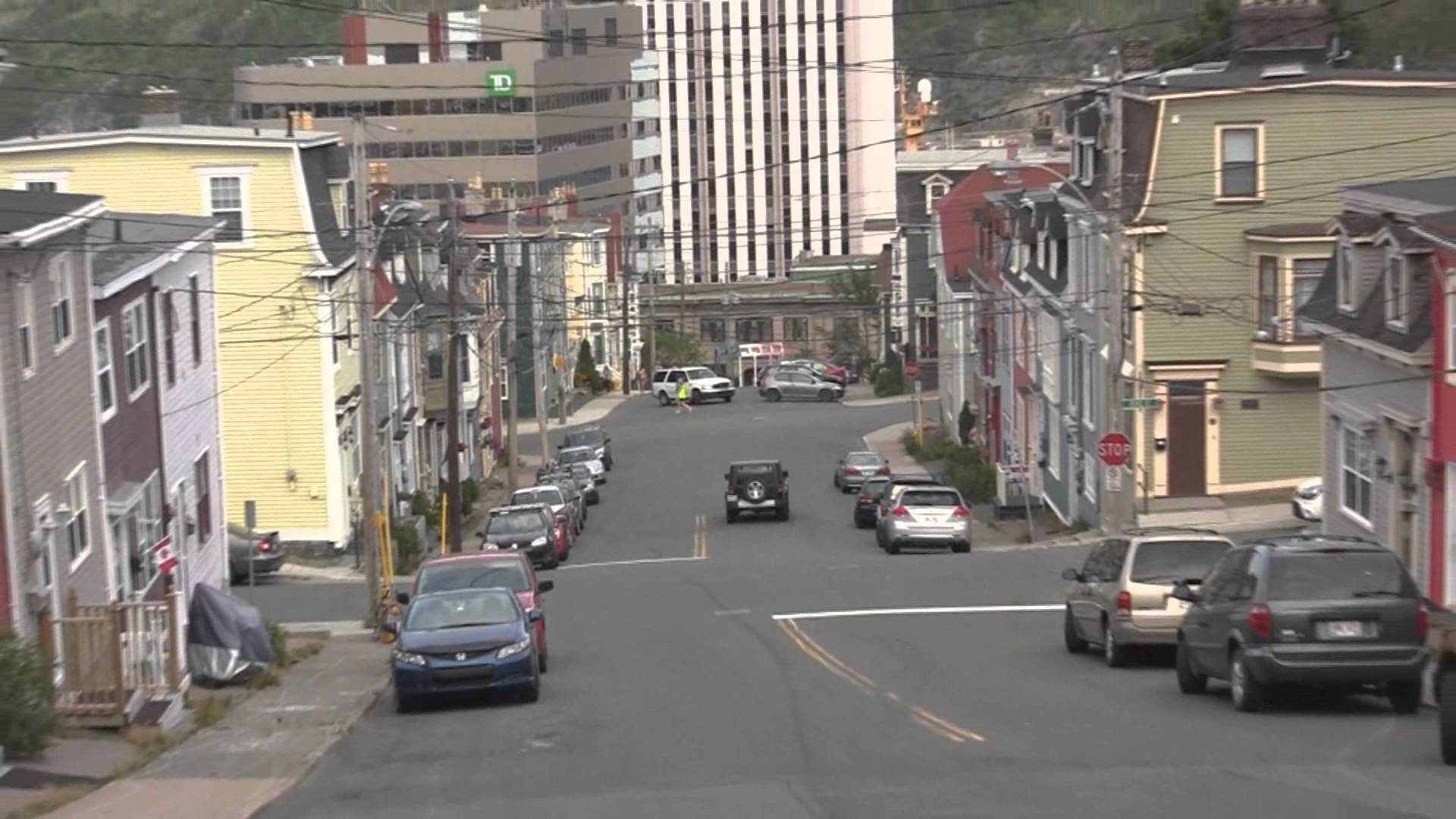 The Stranded Video Trailer – St. John's, Newfoundland
