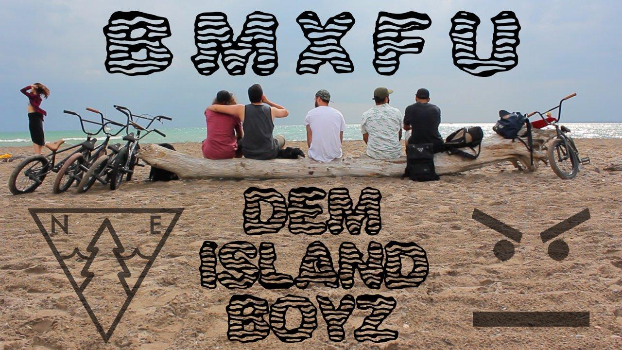 Toronto Island Afternoon – Dem Island Boyz