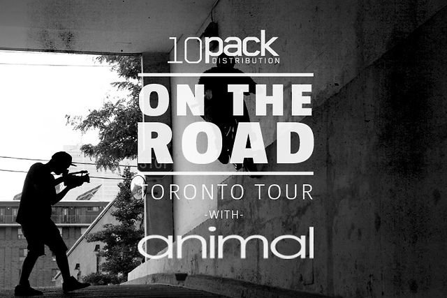Toronto X Animal bikes X Ten Pack X Brad Hill edit
