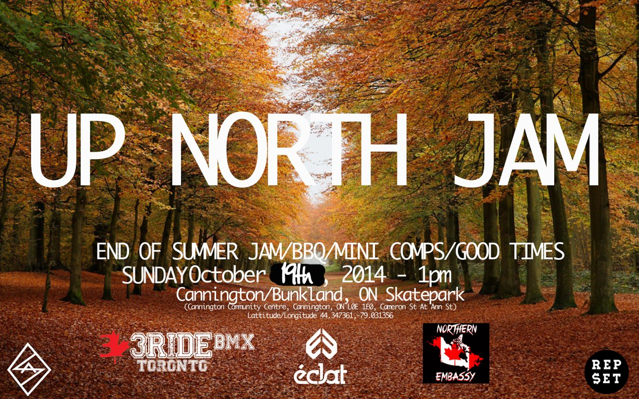 UP NORTH JAM EDIT