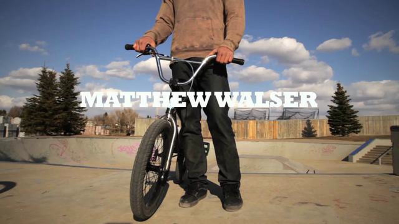 Video Submission: Matthew Walser