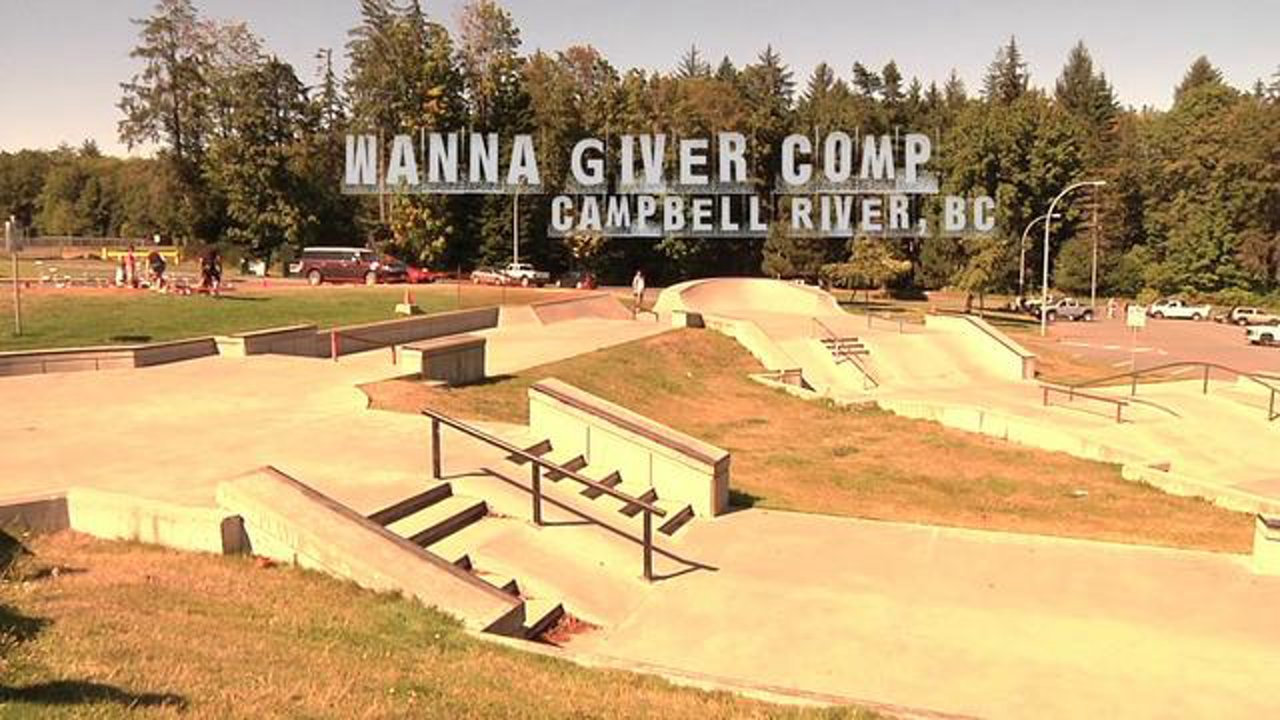 Wanna Giver Comp – Pro qualifying edit