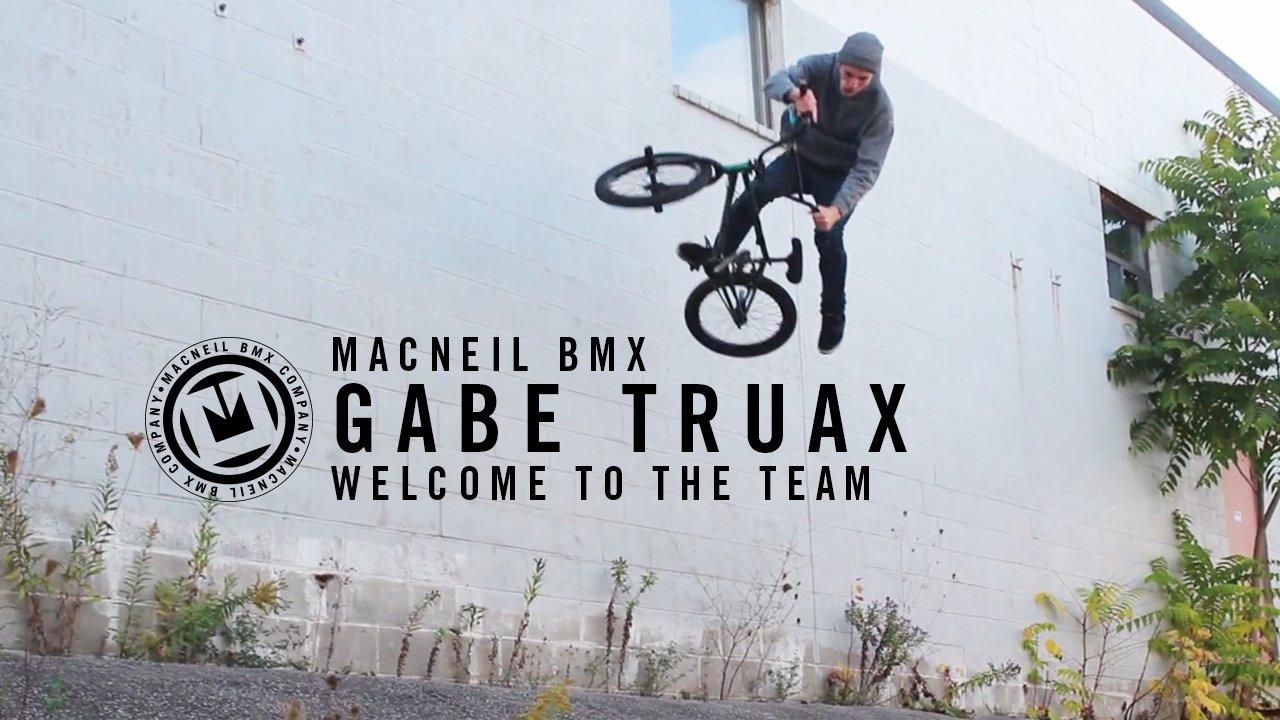 Gabe Truax – Welcome to MacNeil