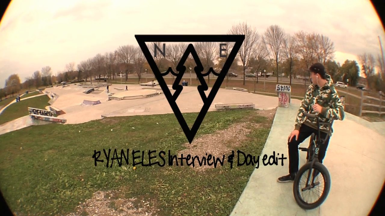 NE presents The Ryan Eles Interview/ Day Edit