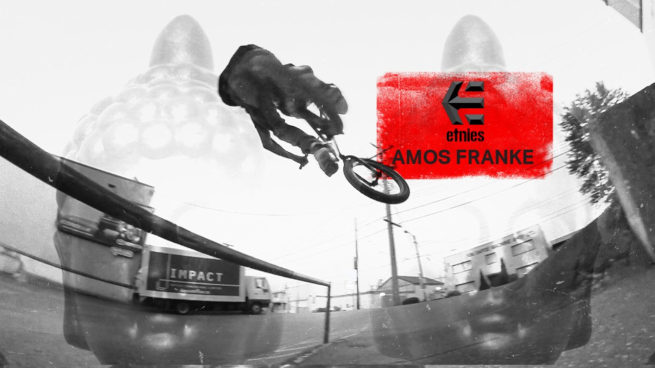 Amos Franke for Etnies/Timebomb
