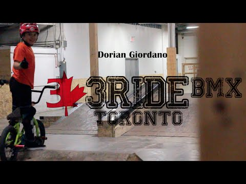 Dorian Giordano | Welcome to 3 Ride