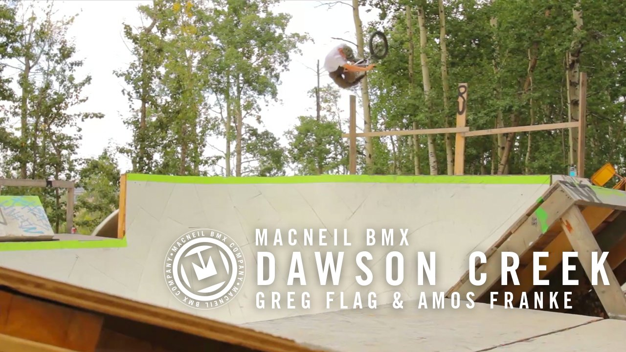 Macneil – Dawson Creek Session