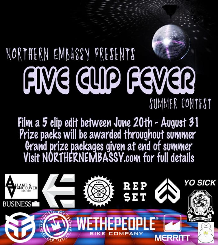 FiverClipFever
