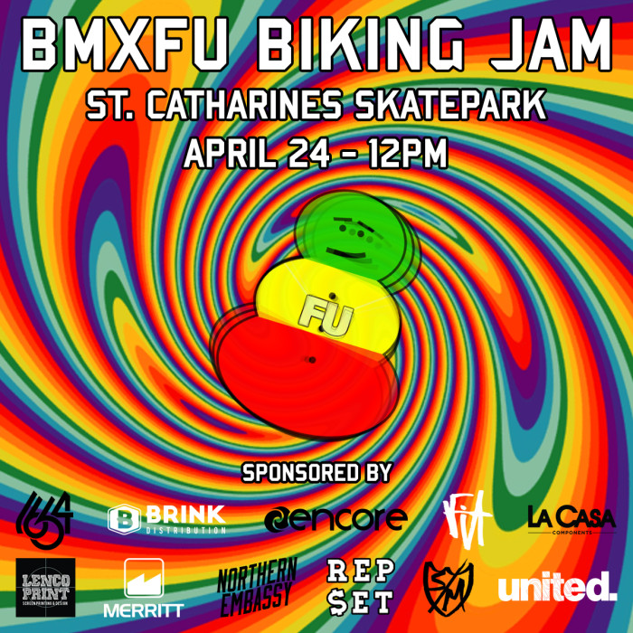 BMXFU Biking Jam 2016 Flyer Final